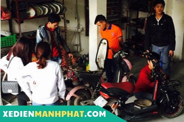 Sửa xe đạp điện Quận Phú Nhuận