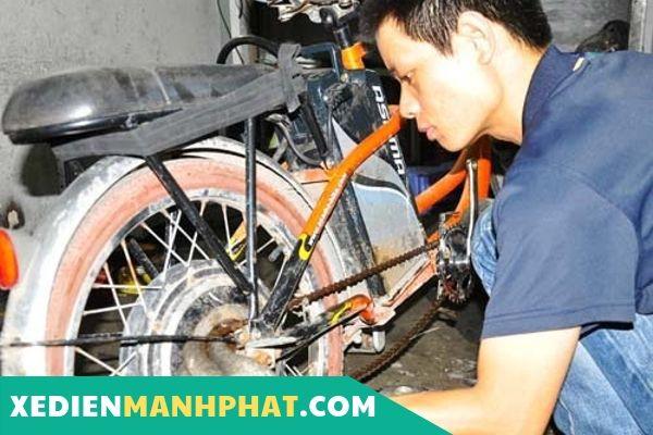 Sửa xe đạp điện Quận Tân Bình