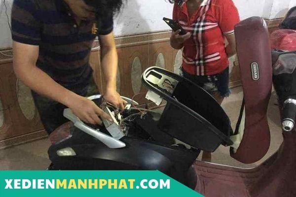 Sửa xe đạp điện Huyện Bình Chánh