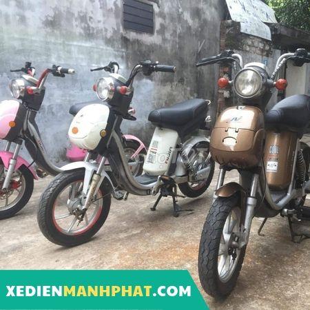 Mua bán xe đạp điện cũ tại Hưng Yên