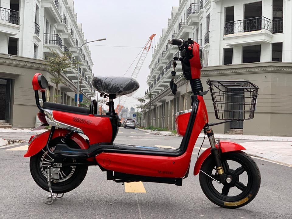Xe đạp điện LIXI Plus ] - Chính hãng | Giá rẻ | Ship toàn quốc