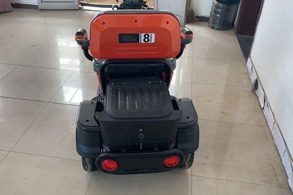 Xe máy điện ba bánh