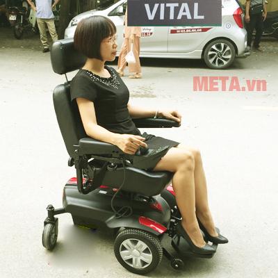 Xe lăn điện 3 bánh chính hãng