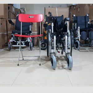 Xe lăn điện đa năng nhập khẩu